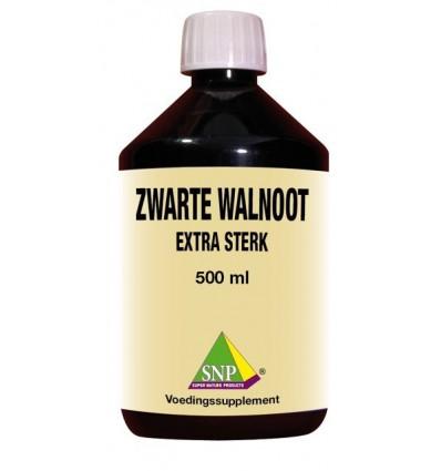 SNP Zwarte walnoot extra sterk megapack 500 ml |