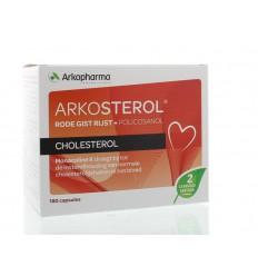 Arkopharma Rode gist rijst 180 capsules | Superfoodstore.nl