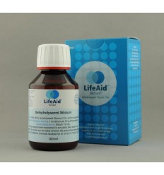 Lifeaid Silicium 100 ml | € 26.87 | Superfoodstore.nl