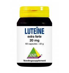 Vitamine A SNP Luteine extra forte 20 mg 60 capsules kopen