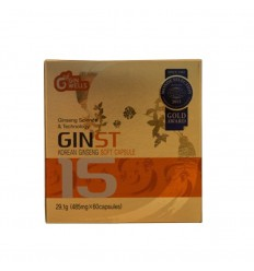 Ilhwa Ginst15 Korean ginseng soft capsules 60 capsules |
