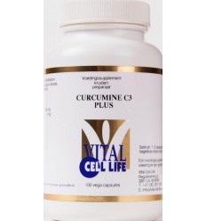 Antioxidanten Vital Cell Life Curcumine C3 plus 100 vcaps kopen
