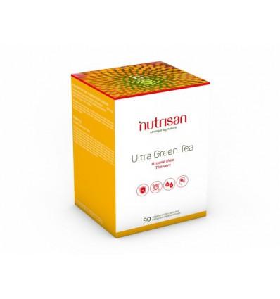 Nutrisan Ultra green tea 620mg 90 capsules | Superfoodstore.nl