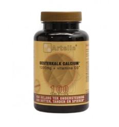 Artelle Oesterkalk calcium vitamine D3 100 tabletten  