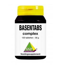 Zink SNP Basentabs complex 120 tabletten kopen