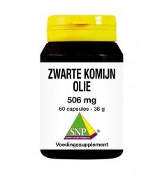 Supplementen SNP Zwarte komijn olie 60 capsules kopen