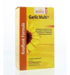 Bloem Garlic multi+ 100 capsules | Superfoodstore.nl