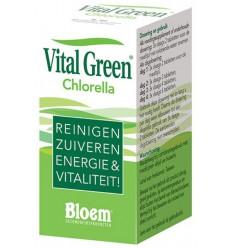 Bloem Chlorella vital green 200 tabletten | Superfoodstore.nl
