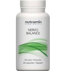 Nutramin Nervo balance 60 capsules | Superfoodstore.nl