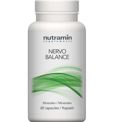 Nachtrust Nutramin Nervo balance 60 capsules kopen