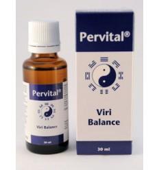 Pervital Viri balance 30 ml | € 19.74 | Superfoodstore.nl