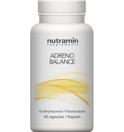 Nutramin Adreno balance 60 capsules | Superfoodstore.nl