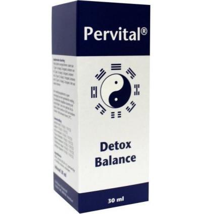 Pervital Detox balance 30 ml | € 21.35 | Superfoodstore.nl