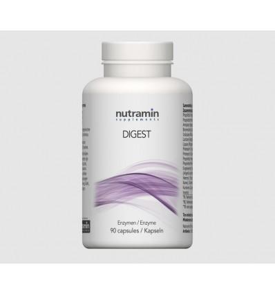 Nutramin NTM Digest 90 capsules | Superfoodstore.nl