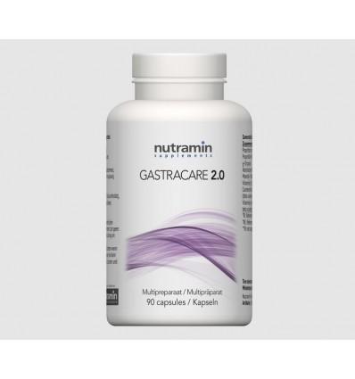 Nutramin NTM Gastracare 2.0 90 capsules | Superfoodstore.nl