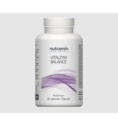 Nutramin Vitalzym balance 60 capsules | Superfoodstore.nl