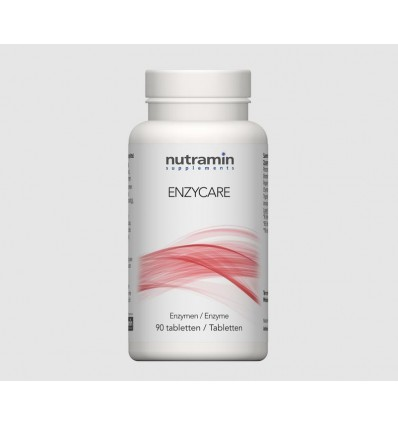 Nutramin NTM Enzycare 90 tabletten   Superfoodstore.nl