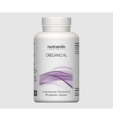 Nutramin NTM Oregano XL 90 capsules | Superfoodstore.nl