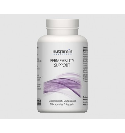 Nutramin NTM Permeability support 90 capsules | € 39.43 | Superfoodstore.nl