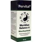 Pervital Meridian balance 6 weerbaarheid 30 ml