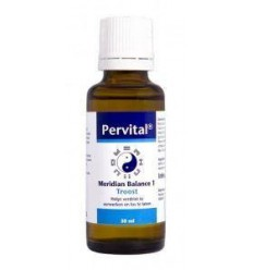 Pervital Meridian balance 1 troost 30 ml | Superfoodstore.nl