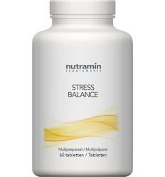 Nutramin Stress balance 60 tabletten | Superfoodstore.nl