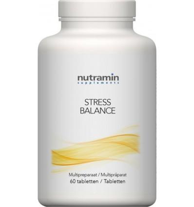 Nachtrust Nutramin Stress balance 60 tabletten kopen