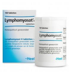 Homeopathie Heel Lymphomyosot H 100 tabletten kopen