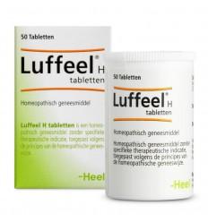 Homeopathie Heel Luffeel H 50 tabletten kopen