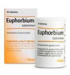 Homeopathie Heel Euphorbium compositum H 50 tabletten kopen
