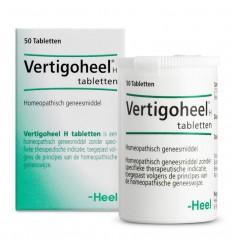 Homeopathie Heel Vertigoheel H 50 tabletten kopen