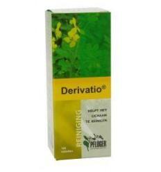 Pfluger Derivatio 100 tabletten | Superfoodstore.nl