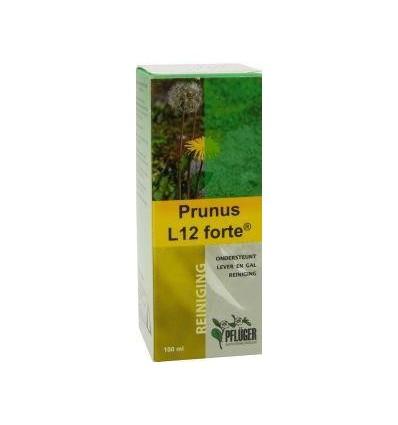 Fytotherapie Pfluger Prunus L12 forte 100 ml kopen