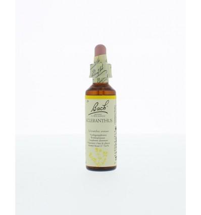 Bach Bloesem Bach Scleranthus / hardbloem 20 ml kopen
