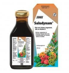 Salus Saludynam calcium magnesium 250 ml | Superfoodstore.nl