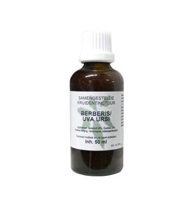 Fytotherapie Natura Sanat Berberis / uva ursi compl tinctuur 50 ml kopen