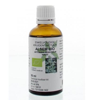 Fytotherapie Natura Sanat Artemisia absinthium / alsem tinctuur 50 ml kopen