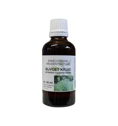 Fytotherapie Natura Sanat Artemisia vulgaris herb / bijvoet tinctuur 50 ml kopen