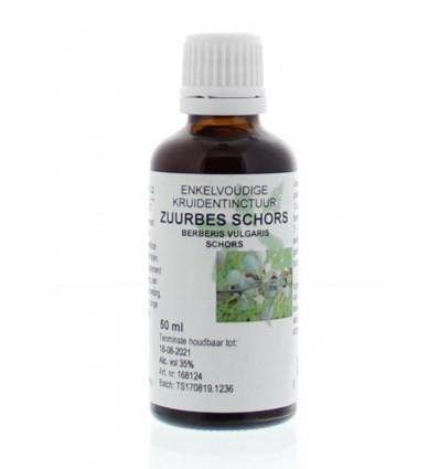 Natura Sanat Berberis vulgaris / zuurbes wortel tinctuur 50 ml | € 6.87 | Superfoodstore.nl