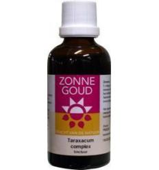 Fytotherapie Zonnegoud Taraxacum complex 50 ml kopen