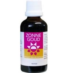 Zonnegoud Valeriana simplex 50 ml   Superfoodstore.nl