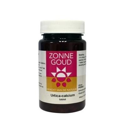 Zonnegoud Urtica calcium 200 tabletten | € 13.36 | Superfoodstore.nl