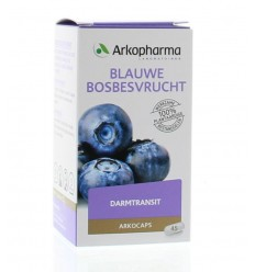 Arkocaps Blauwe bosbesvrucht 45 capsules | Superfoodstore.nl