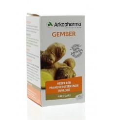Arkocaps Gember 45 capsules | Superfoodstore.nl
