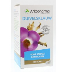 Arkocaps Duivelsklauw 150 capsules | € 19.57 | Superfoodstore.nl