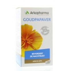 Arkocaps Goudpapaver 150 capsules   Superfoodstore.nl