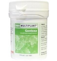 DNH Gontoxa multiplant 140 tabletten | Superfoodstore.nl