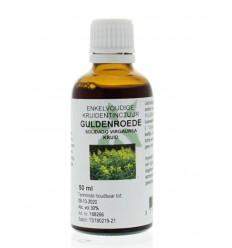 Natura Sanat Solidago virg herb / guldenroede tinctuur 50 ml |