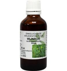 Natura Sanat Ruta graveolens herb / wijnruit tinctuur 50 ml |