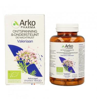 Fytotherapie Arkocaps Valeriaan 150 capsules kopen
